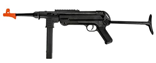 Double Eagle  1 Double Eagle WWII MP40 Spring Powered Airsoft Rifle Gun FPS 250 w/Folding Rear Stock