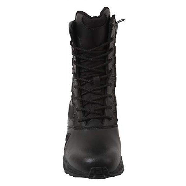 Rothco Combat Boot 2 Forced Entry Deployment Boot with Side Zipper