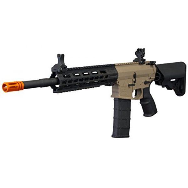 """Hsa Airsoft Rifle 2 Hsa Tippmann Commando 14.5"""" 6mm AEG Carbine (Battery & Charger) - TAN"""