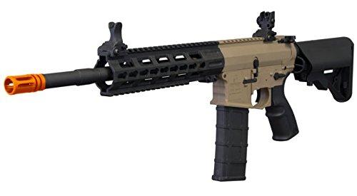 "Hsa  2 Hsa Tippmann Commando 14.5"" 6mm AEG Carbine (Battery & Charger) - TAN"