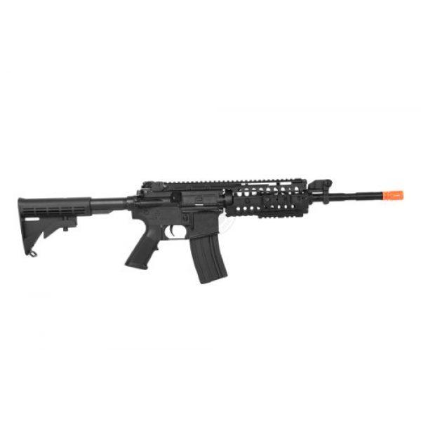 Jing Gong (JG) Airsoft Rifle 4 JG m4 s-system metal airsoft electric gun fb6613(Airsoft Gun)