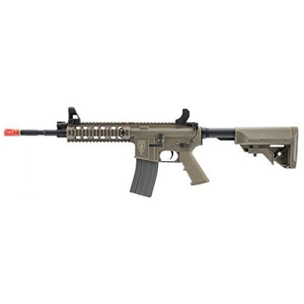Umarex Airsoft Rifle 2 Elite Force M4 AEG Automatic 6mm BB Rifle Airsoft Gun, CFR, FDE