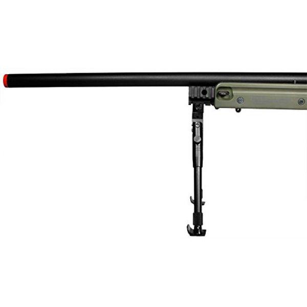 UTG Airsoft Rifle 6 utg type 96 green airsoft sniper w/upgraded spring airsoft gun(Airsoft Gun)