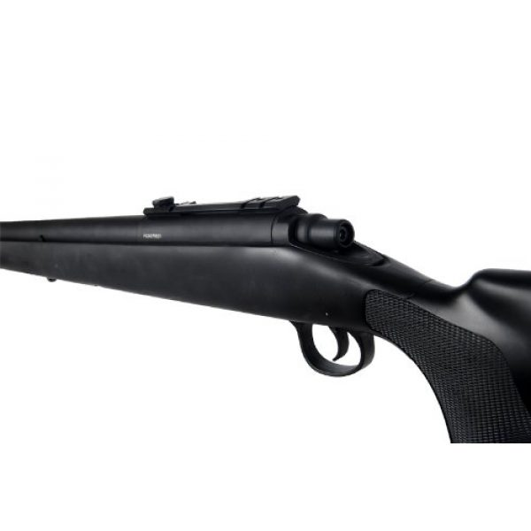 Jing Gong (JG) Airsoft Rifle 3 jing gong jg376 m70 spring airsoft gun metal barrel fps-400 (black), full scale, competition level rifle(Airsoft Gun)
