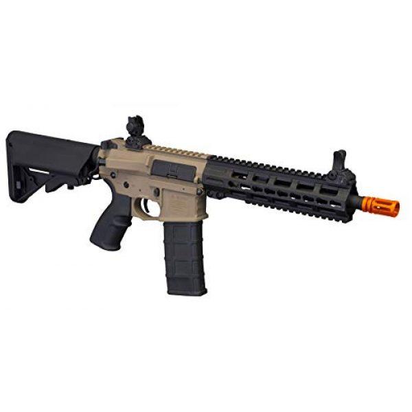 Tippmann Airsoft Airsoft Rifle 3 Tippmann Commando CQB AEG Airsoft Rifle - Desert