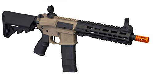 Tippmann Airsoft  3 Tippmann Commando CQB AEG Airsoft Rifle - Desert