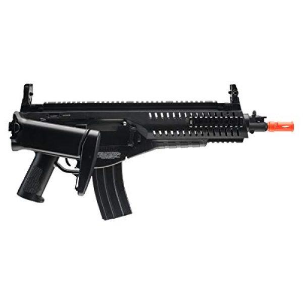 Elite Force Airsoft Rifle 6 Elite Force Beretta Arx 160 AEG Automatic 6mm BB Rifle Airsoft Gun, Arx 160 Competition, One Size, Black (2274082)