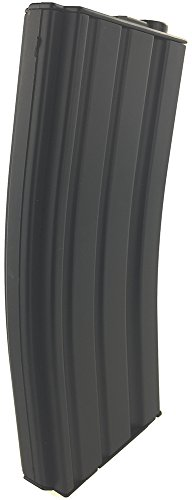SportPro  5 SportPro CYMA 270 Round Polymer High Capacity Magazine for AEG M4 M16 Airsoft - Black