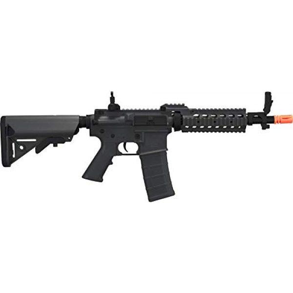 Tippmann Airsoft Airsoft Rifle 6 Tippmann Basic Training CQB AEG Airsoft Marker - Black