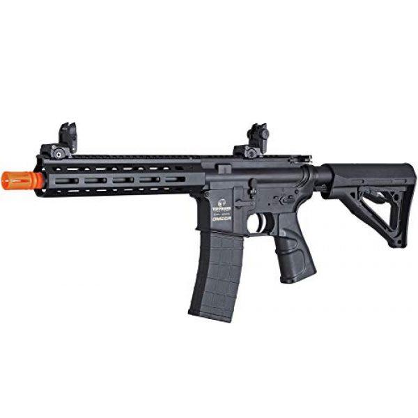 Tippmann Airsoft Airsoft Rifle 2 Tippmann Omega CQB - 12-Gram Airsoft Rifle - Black