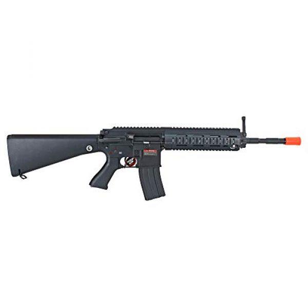 A&K Airsoft Rifle 4 A&K M16 A3 Verion 2 Metal Gear Box Airsoft Gun