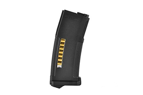 PTS Syndicate  1 PTS EPM 150RND Airsoft Polymer Magazine BLK