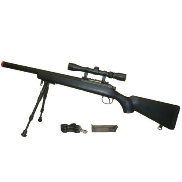 Well Airsoft Rifle 1 Well VSR-10 Spring Airsoft Sniper Rifle