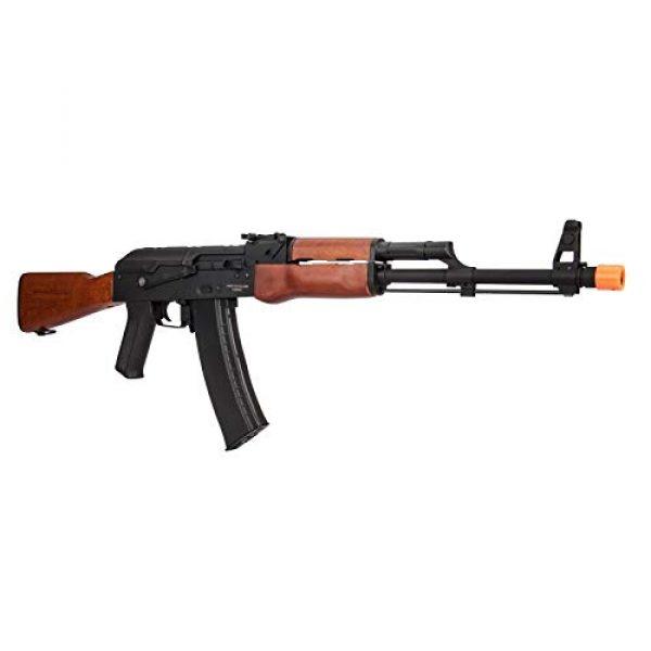 Lancer Tactical Airsoft Rifle 6 Lancer Tactical AK-74N Series AEG Airsoft Rifle Real Wood Furniture