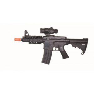 Well Airsoft Rifle 1 Well cqb m4 ris aeg electric rifle fps-250 collapsible stock airsoft gun(Airsoft Gun)