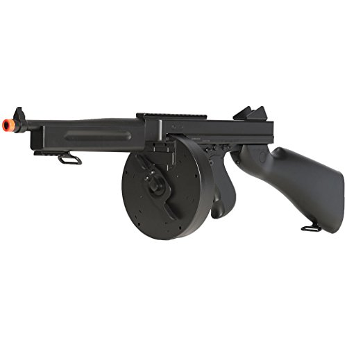 Double Eagle  2 Double Eagle M811 M1A1 Aeg Airsoft Tommy Gun Rifle