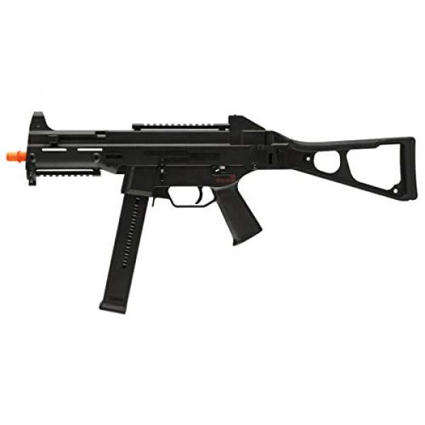 Wearable4U Airsoft Rifle 3 Umarex HK HeckIer&Koch UMP Competition Series AEG Electric Full/Semi Automatic 6mm BB Rifle Airsoft Airgun with Wearable4U Bundle