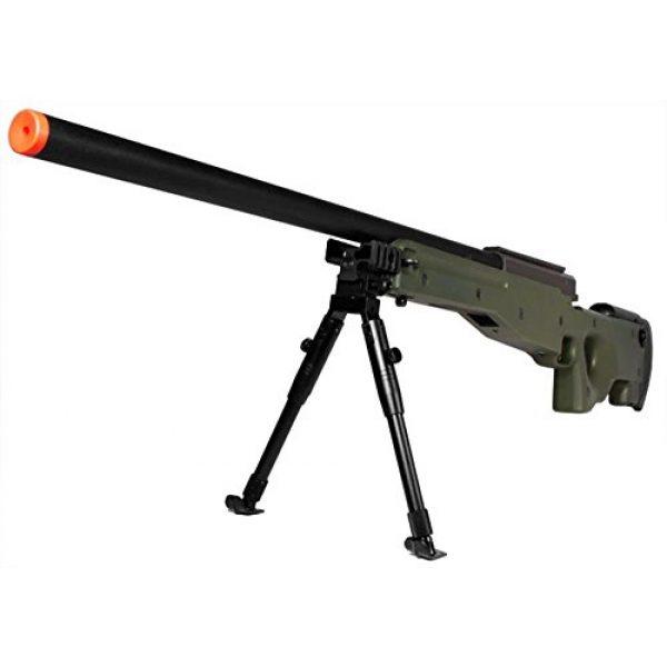 UTG Airsoft Rifle 3 utg type 96 green airsoft sniper w/upgraded spring airsoft gun(Airsoft Gun)