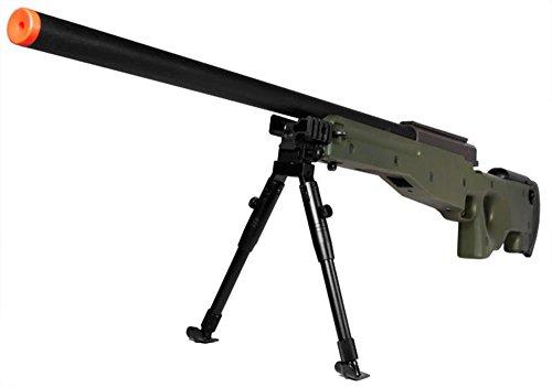 UTG  3 utg type 96 green airsoft sniper w/upgraded spring airsoft gun(Airsoft Gun)