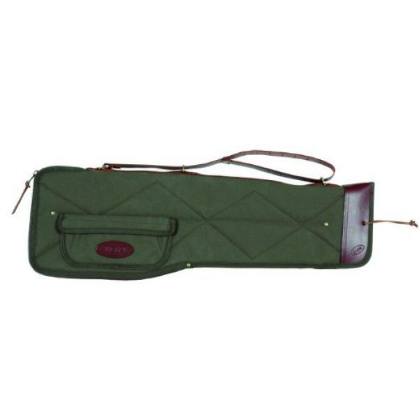 Boyt Harness Pistol Case 1 Boyt Harness OD Green Canvas Take-Down Case with Pocket