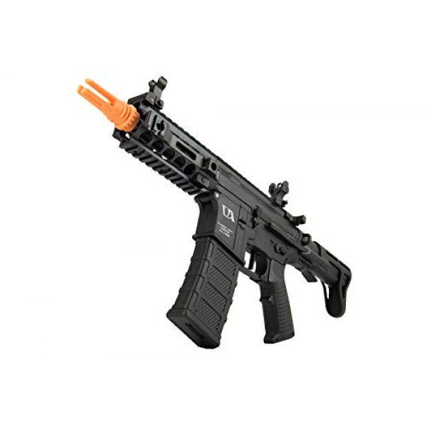 Lancer Tactical Airsoft Rifle 4 Lancer Tactical Classic Army AR4 SBR Light AEG CQB Airsoft Rifle Black 360 FPS