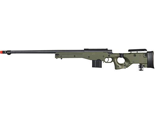 Well  1 Well MB4403 Airsoft Sinper Rifle - OD Green