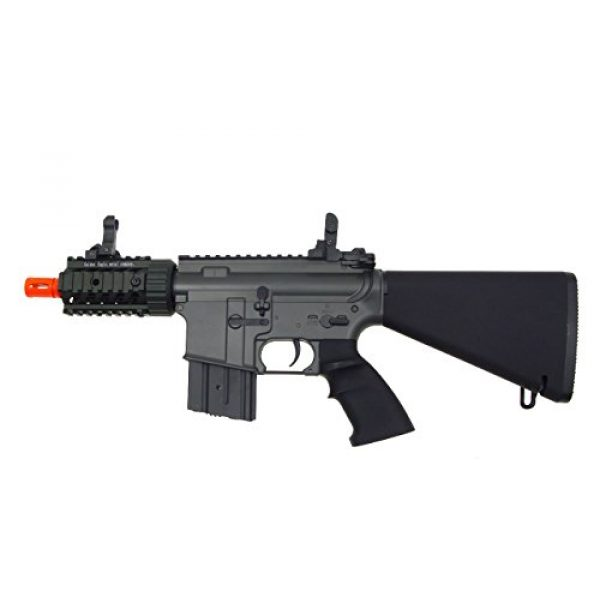 Jing Gong (JG) Airsoft Rifle 1 JG aeg-m4 baby semi/full auto nicads/charger included-metal g-box(Airsoft Gun)
