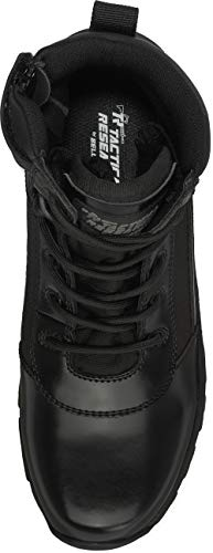 """Belleville Tactical Research TR Combat Boot 6 Belleville Tactical Research TR Men's Class-A TR906Z 6"""" Hot Weather High Shine Side-Zip Boot"""
