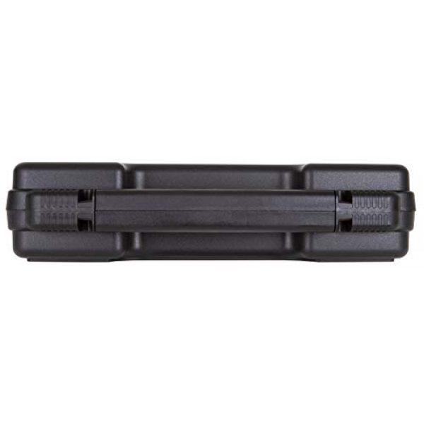 "Flambeau Outdoors Pistol Case 7 Flambeau Outdoors 1411 Safe Shot 14"" Pistol Pack Case, Portable Firearm Storage Accessory"