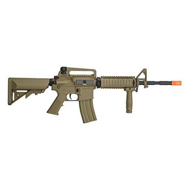 Lancer Tactical Airsoft Rifle 2 Lancer Tactical Gen 2 M4 RIS LT-04T Airsoft Gun AEG Rifle Dark Earth