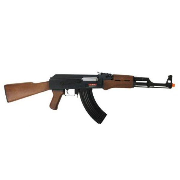 Jing Gong (JG) Airsoft Rifle 4 JG ak47 airsoft aeg electric rifle 6803(Airsoft Gun)