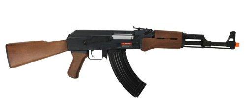 Jing Gong (JG)  4 JG ak47 airsoft aeg electric rifle 6803(Airsoft Gun)