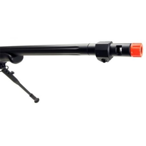 Well Airsoft Rifle 7 Well AWN G22 heavy single bolt action sniper airsoft rifle with 3,300 .30g bb's(Airsoft Gun)