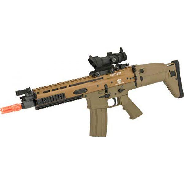 FN Airsoft Rifle 1 FN Scar L AEG - Tan
