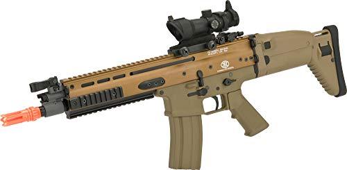 FN  1 FN Scar L AEG - Tan