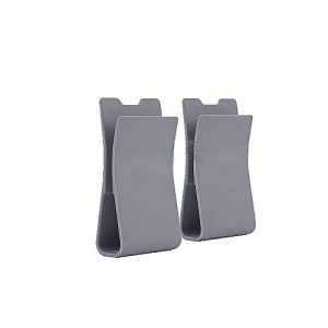 Pinalloy  1 Pinalloy Wosport Nylon Magazine Pouch Insert Set (Gray) for Tactical Airsoft Hunting Game 2 Pieces