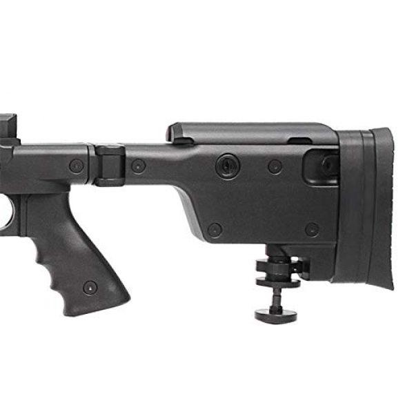 TSD Airsoft Rifle 7 tsd tactical sd94 airsoft sniper rifle, black airsoft gun(Airsoft Gun)