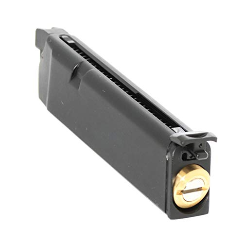 Generica  2 Generica Airsoft Spare Parts APS 3pcs 23rd CO2 Magazine for Action Combat Pistol ACP601 Black/Dark Earth
