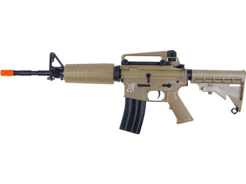 SRC  2 m4a1 electric semi/full auto aeg airsoft rifle(Airsoft Gun)