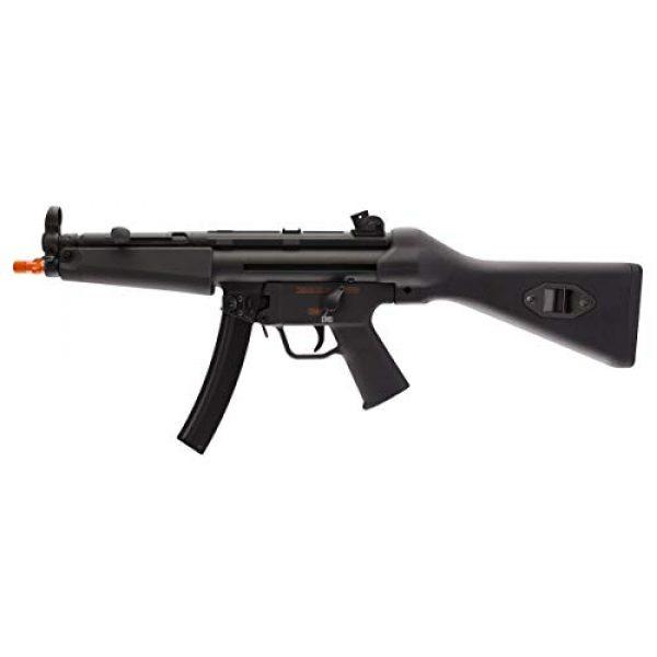 Elite Force Airsoft Rifle 1 Elite Force HK Heckler & Koch MP5 AEG Automatic 6mm BB Rifle Airsoft Gun, MP5 A4 Elite Series, Multi, One Size (2262061)