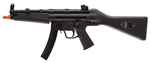 Elite Force Airsoft Rifle 1 Elite Force HK Heckler & Koch MP5 AEG Automatic 6mm BB Rifle Airsoft Gun, MP5 A4 Elite Series, Multi, One Size (2262061)