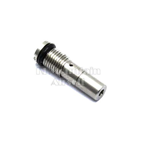 DREAM ARMY  1 DREAM ARMY 5mm Steel Inlet Gas Valve for Marui Airsoft Glock 17
