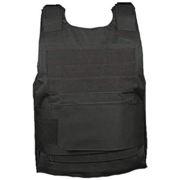 N/W Airsoft Tactical Vest 4 N/W Tactical Vest Outdoor Paintball Shooting, Adjustable Training Protective Vest, Suitable for Light Outdoor CS Training Protective Vest.