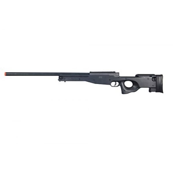 Well Airsoft Rifle 1 Well MB01 Airsoft Sniper Rifle - Black