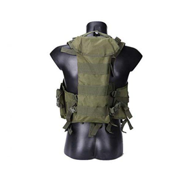 HAOYUN Airsoft Tactical Vest 5 HAOYUN CQB Modular Protective Tactical Vest 97 Seal Water Bag Tactical Vest