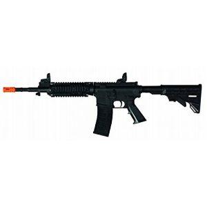 Tippmann Airsoft Airsoft Rifle 1 Tippmann Airsoft Marker 94160 - Orange Tip Semi/Full 366-400 fps 1.5j USA