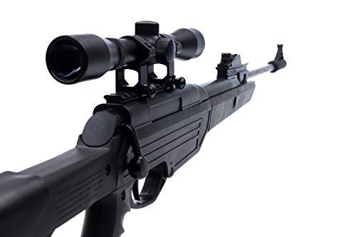 Bear River  5 Bear River Pellet Gun Air Rifle For Hunting Scope Included TPR 1200