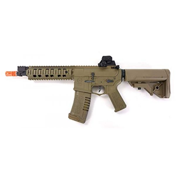 Elite Force Airsoft Rifle 1 Elite Force Ares Amoeba AM-008 AEG Gen.5 Airsoft Rifle in Tan