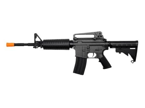 Prima USA  3 jg m1a4 metal gear box electric airsoft rifle nicads/charger included(Airsoft Gun)