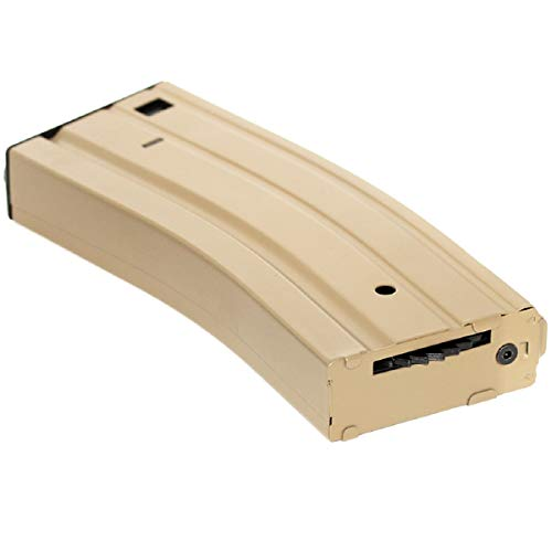 Airsoft Shopping Mall  2 Airsoft Shooting Gear 3pcs 330rd Map Hi-Cap Magazine for CYMA E&C G&P Tokyo Marui ICS Classic Army M4 M16 Series Tan